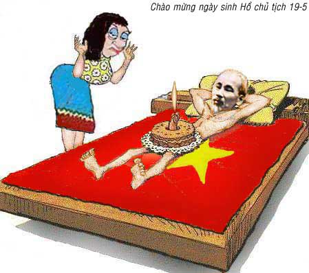 Anh Bac Ho Che http://tiengnoivn.wordpress.com/category/happy-birthday-animal-ho-chi-minh-suc-vat/
